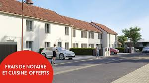 programme immobilier chevry cossigny 77