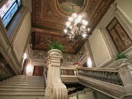 Interni di Palazzo Cisterna