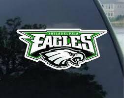 Eagles Decal Etsy