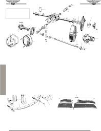 rear axle suspension shafts