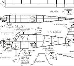 interate and advanced rc airplane plans