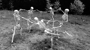skeleton dancing hd wallpapers
