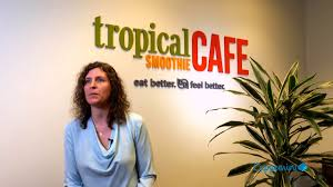 tropical smoothie cafe finds new recipe