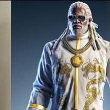 T-Pain brought the first cosplay of Tekken 7 newcomer Leroy Smith ...