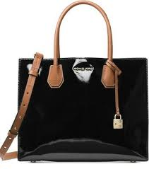 michael kors mercer studio large tote