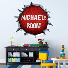 Football Ball Wall Sticker Wall Decal Kids Room Decor Etsy