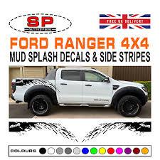 Ford Ranger 4x4 Decals Zeppy Io