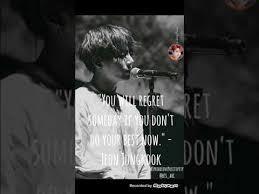 bts jungkook quotes happy birthday jungkook
