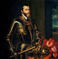 Carlo V d'Asburgo - Wikipedia