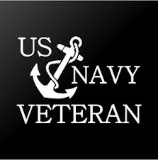 Us Navy Veteran Vinyl Decal Car Truck Window Laptop Sticker Ebay