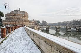 Meteo Roma, il freddo potrebbe arrivare proprio a Natale