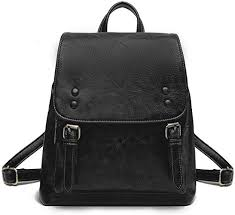 joseko small leather backpack purse