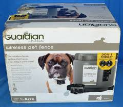 Guardian By Petsafe Wireless Pet Containment System Gif 300 Dog Fence 8lb For Sale Online Ebay