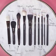 makeup brushes every woman must own
