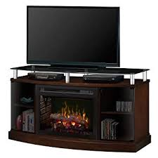 dimplex windham flatpanel tv stand and