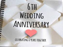45 top 6th wedding anniversary gifts
