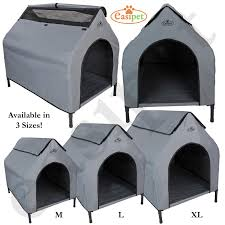 Elevated Fabric Kennel Bed Waterproof And Portable In Three Sizes Easipet