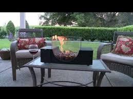 bio ethanol tabletop fireplace