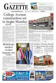 5 8 14 centre county gazette by Centre County Gazette - issuu