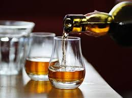 indulge dad with a whisky tasting