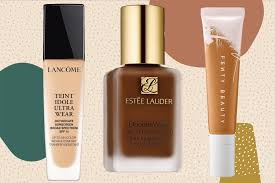10 foundations that are oily skin