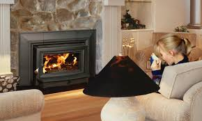 stop a cold downdraft in your fireplace