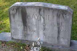 Ida A. Wallace Haynie (1889-1989) - Find A Grave Memorial