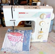 Priscilla Jones, Sewing Machine - TextileArtist.org