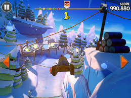 Angry Birds Go! for Android Updated with Sub Zero Episode, New ...
