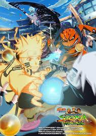 Naruto Shippuden Ultimate Ninja Storm Revolution digital wallpaper ...