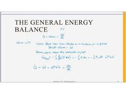 chapter 2 general mass and energy