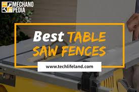 Best Table Saw Fences Tech Life Land