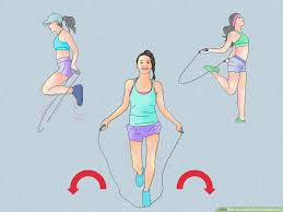 3 ways to jump rope for weight loss