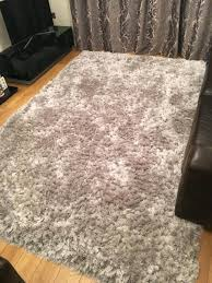 silver jewel gy rug extra large