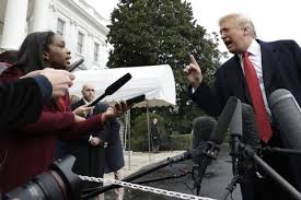 CNN Reporter Abby Phillip Responds to Trump Calling Her Question 'Stupid'