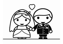 Kleurplaat Huwelijk Gratis Kleurplaten Om Te Printen