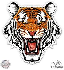 7 Best Tiger Stickers Of 2020 Every Tiger Things