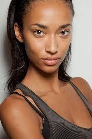 Pin by Myra Carter on bare it | Beautiful dark skin, Bare face, Beauty face