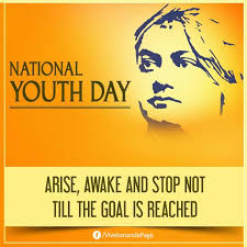 national youth day card
