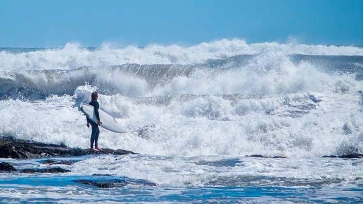 Image result for Greymouth nz surfing""