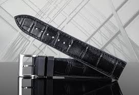 leather watch strap for mens watches