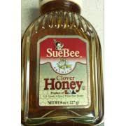 sue bee clover honey calories