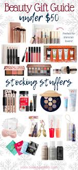 beauty gift guide beauty with lily