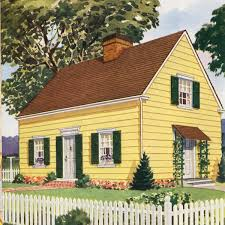 Cape Cod Exterior Colors Old House Journal Magazine