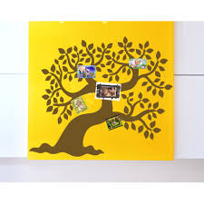 Shop Deciduous Family Tree Wall Art Sticker Decal Brown Overstock 11857155