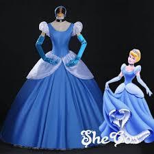 dark blue dress cosplay costume