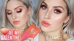 valentines day makeup tutorial sweet