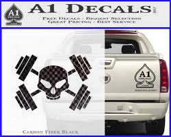 Weightlifting Decal Dumbells Skull A1 Decals
