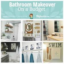 diy bathroom decor on a budget easy