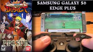 Naruto shippuden ultimate ninja impact psp android